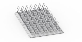 Rational   Spare Rib-Rost 1/1 GN (325 × 530 mm)